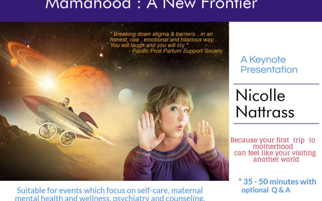 Mamahood: A New Frontier