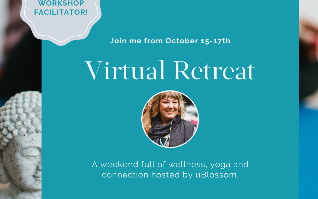 Workshop Facilitator- uBlossom Virtual Retreat 2021